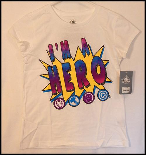 I'm a Hero shirt