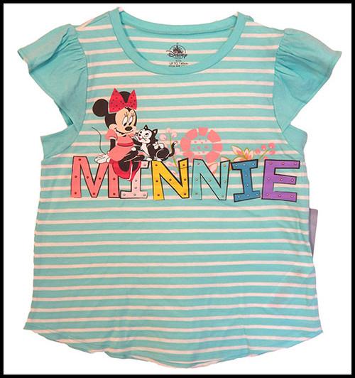 Minnie Flutter Sleeve shirt