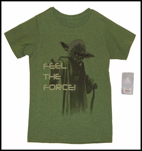 Yoda Green shirt