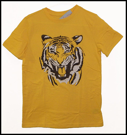 Tiger Gold shirt