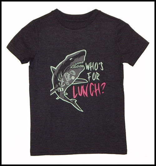 Who's for Lunch shirt