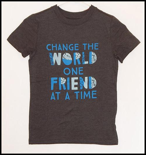 Change the World shirt