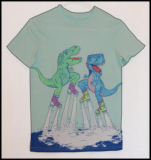 Dino Boots shirt