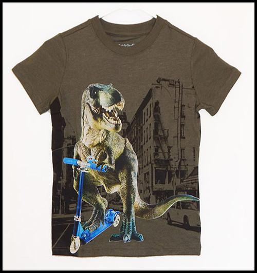 Dino Scooter shirt