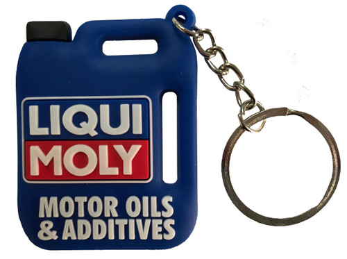 Oil Can Key Chain