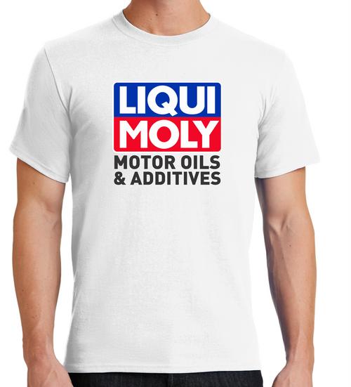 Original Logo White T Shirt