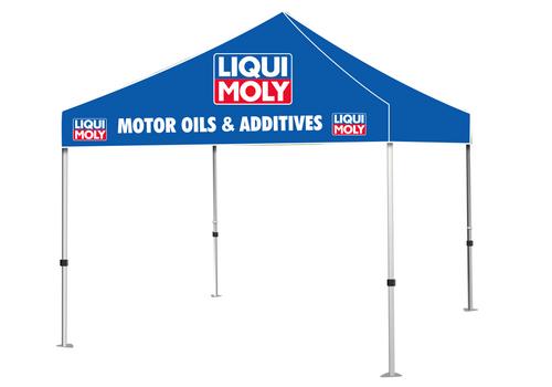 Liqui Moly 10' x 10' Event Tent