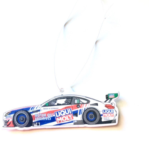 Liqui Moly Race Car Air Freshener