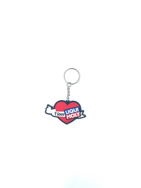 I Heart Liqui Moly Key Chain