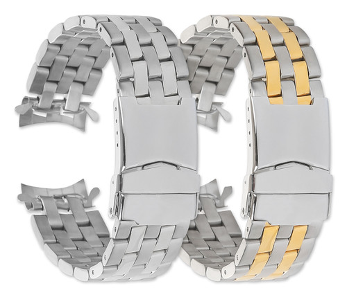 ea38281d980 Shop - Material - Metal - Link Style - Page 1 - deBeer Watch Bands