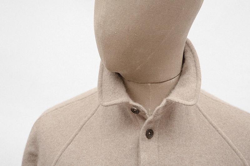 Raglan Shirt, Putty