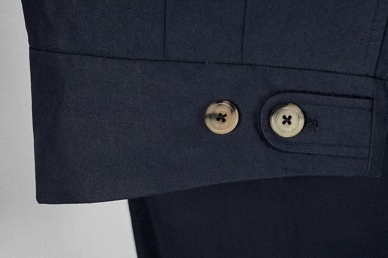 Proper Trousers, Navy Blue