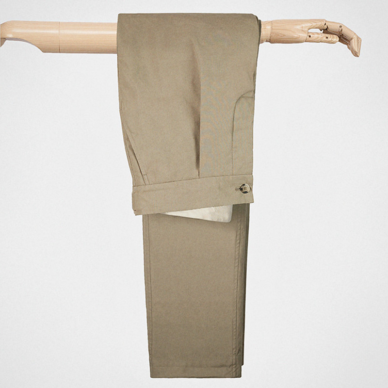 Proper Trousers, Wheat