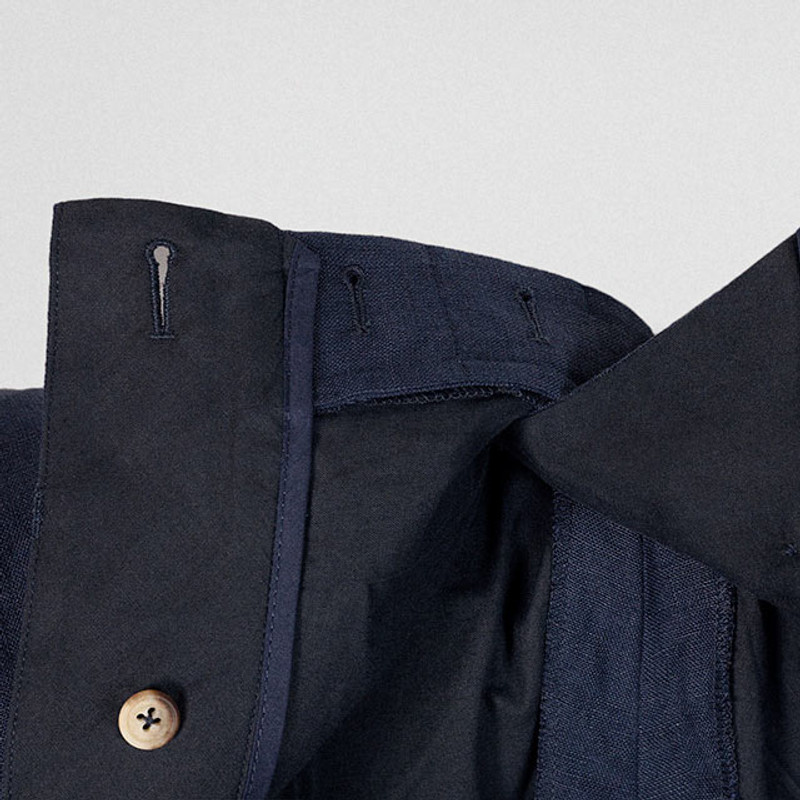 Standard Trousers, Navy Blue