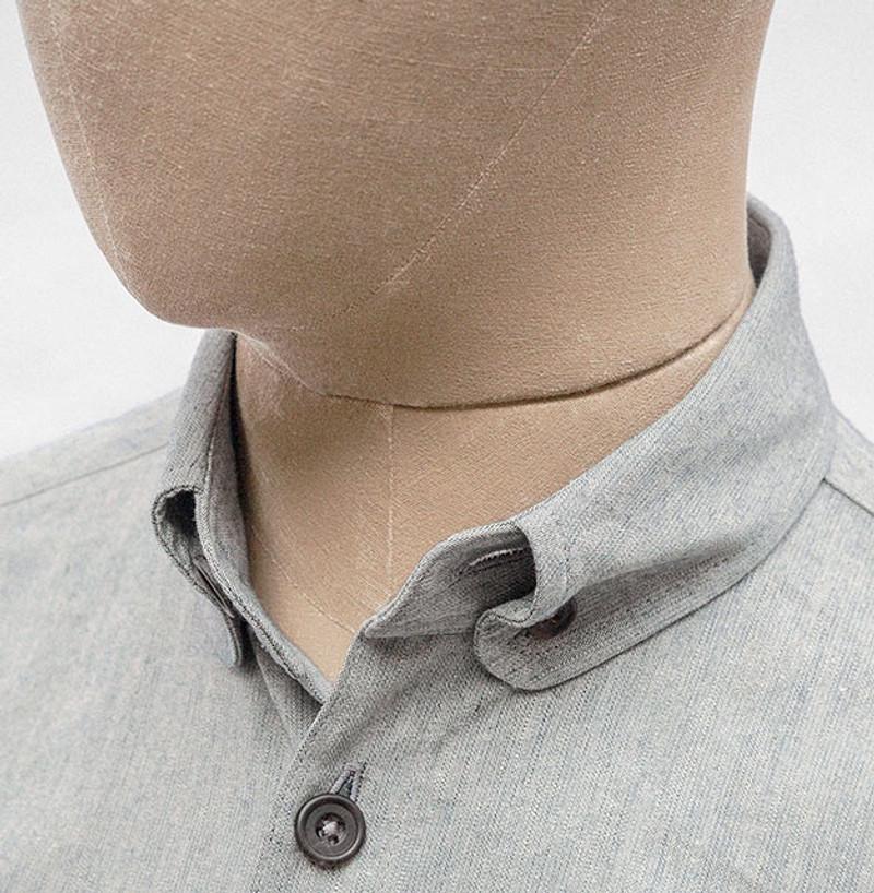 Button-down Shirt, Light Blue