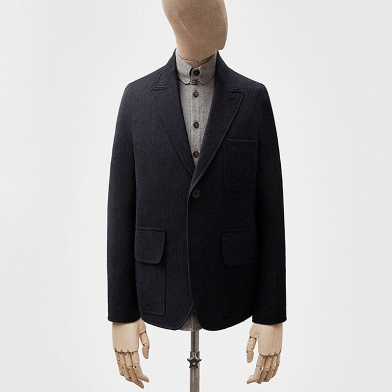 SB1 Jacket, Navy Blue