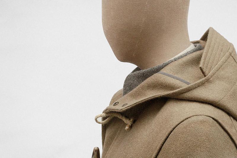 Duffle Coat, Camel