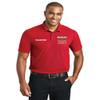 VOLUNTEER Red Polo Shirt
