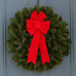 Personal Remembrance Wreath- 9 Pack
