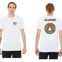 Volunteer T-Shirt (Short Sleeved)
