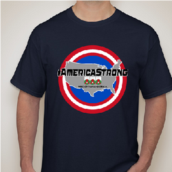#AmericaStrong 2020 T-Shirt & Wreath Sponsorship