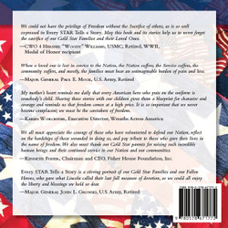 Every STAR Tells a Story- American Gold Star Mothers Book w/ Wreath Sponsorship