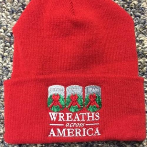 Red Hat Brigade Beanie