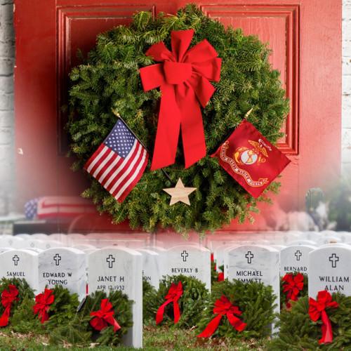 Marine Corps Military Tribute Patriot Pair