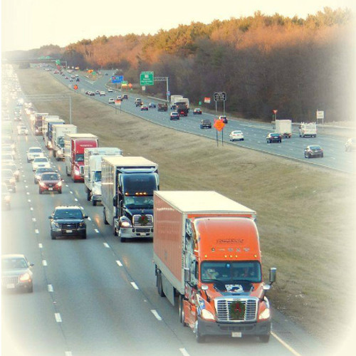 Trucking Tribute Patriot Pair