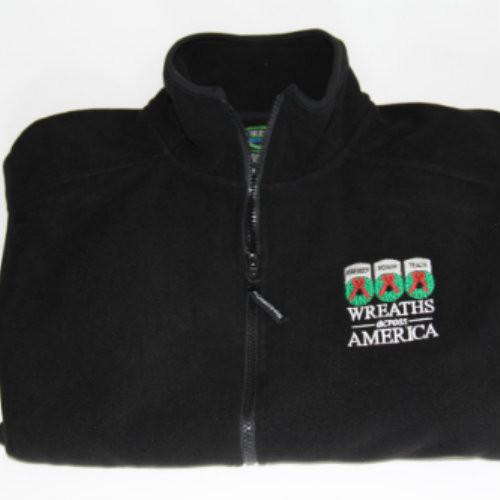 WAA Logo Fleece Vest