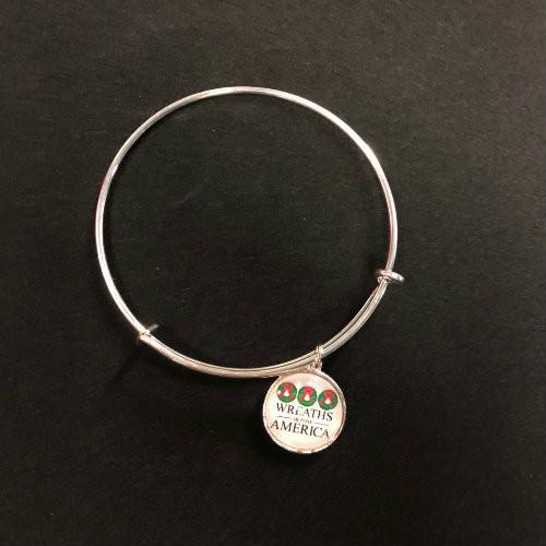 WAA Support Charm Bracelet