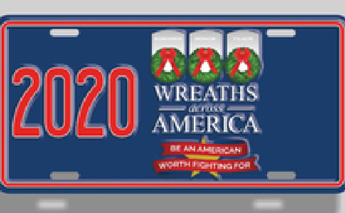 Limited Availability | WAA Themed 2020 Collectible Licence Plate
