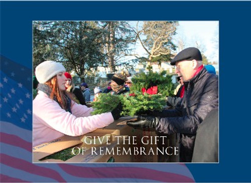 Give The Gift Of Remembrance Postcard (25)
