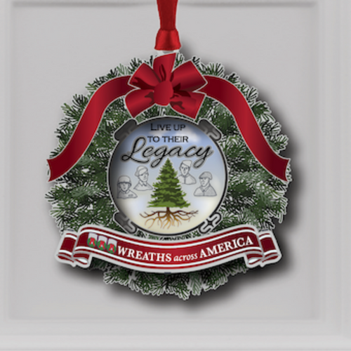 Limited Edition   2021 Themed Ornament