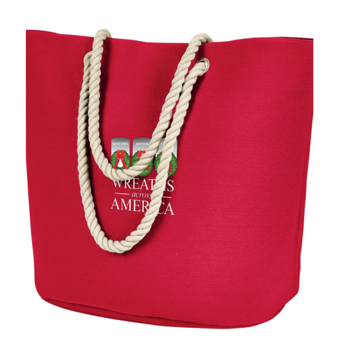 NEW! Red Tote Bag