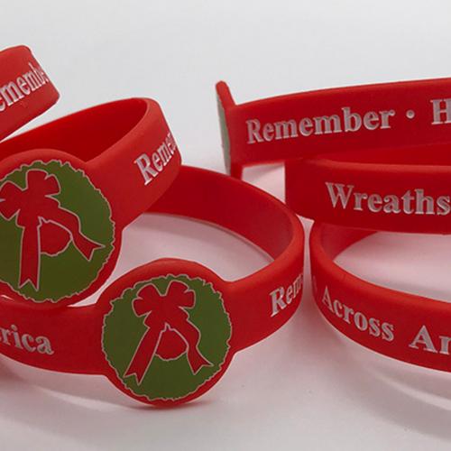Wristband Remember Honor Teach