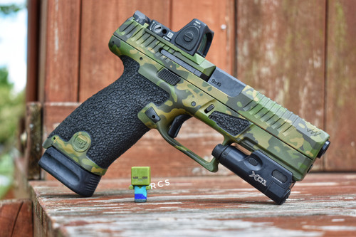 CZ Compact/Full Size Frame Package