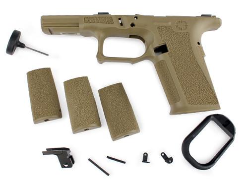 Shadow Systems- MR918 -FDE-(G19gen4) Frame w/Magwell & Locking block