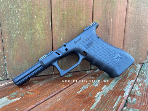 "OEM Gen 3 Glock  17 ""RTF2"" Frames *STRIPPED*"