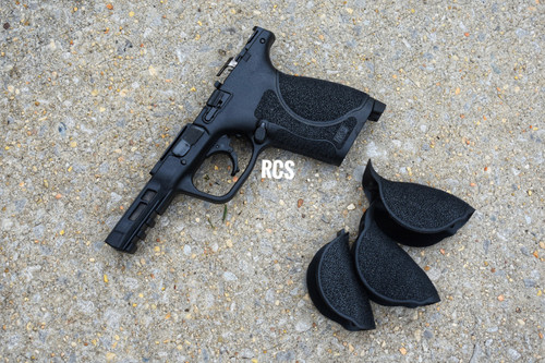 """Smith and Wesson M&P 9/40 2.0 4"""" 15rd NMS Complete Frame (BLACK)"""