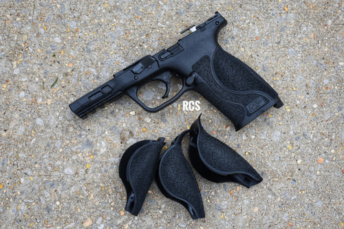 """Smith & Wesson M&P 9/40 2.0  4.25"""" 17rd NMS Complete Frame (BLACK)"""