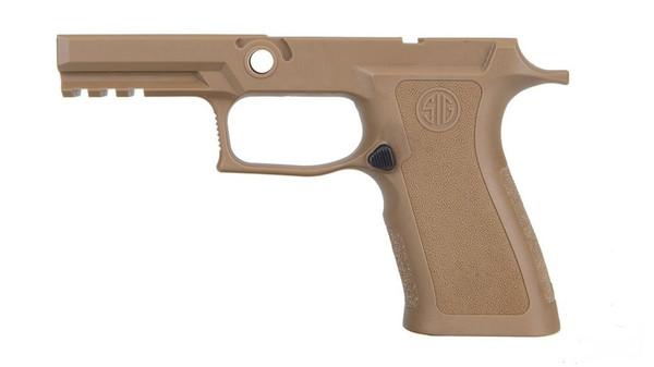 Sig Sauer Grip Module Assy, 320 X-Series, 9/40/357, CARRY, Coyote Tan, Medium