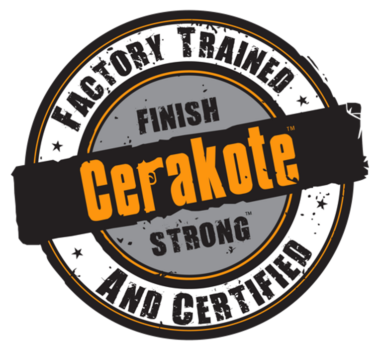 Cerakote & Laser Engraving