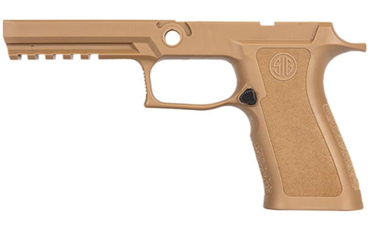 Sig Sauer Grip Module Assy, 320 X-Series, 9/40/357, FULL SIZE, Coyote Tan, Medium