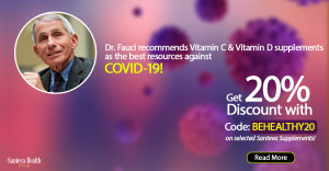 'Vitamin C & D Can Reduce Your Susceptibility to Infection' – Fauci Claims!