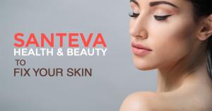 Santeva Health & Beauty to Fix Your Skin – Organic Skincare for You