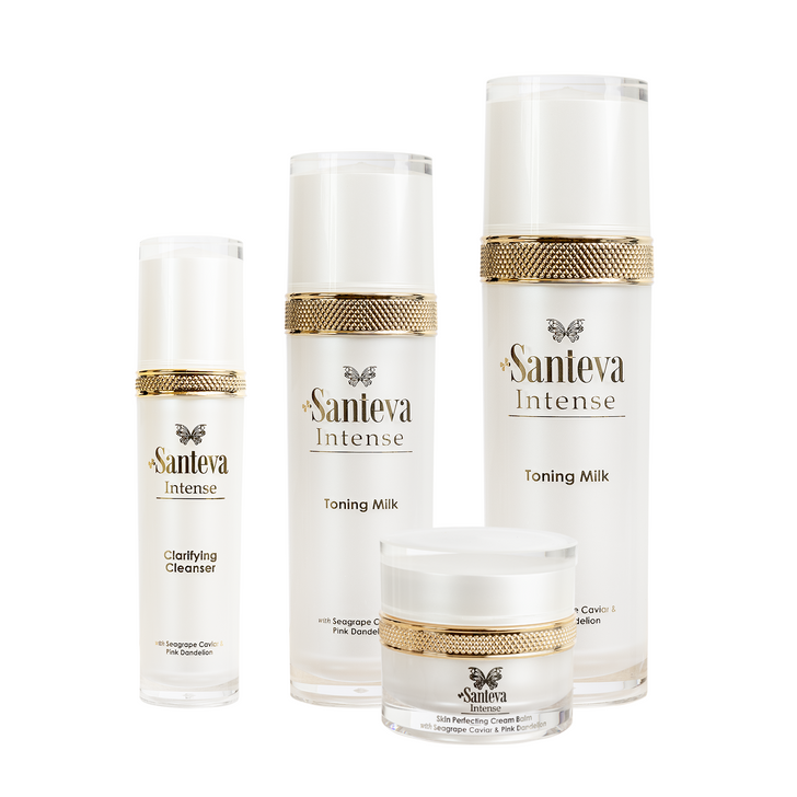 Santeva Intense Collection - Even Glowing Skin Tone System