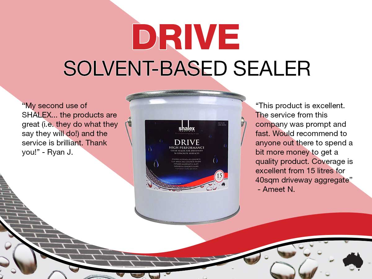 Drive High Gloss Sealer