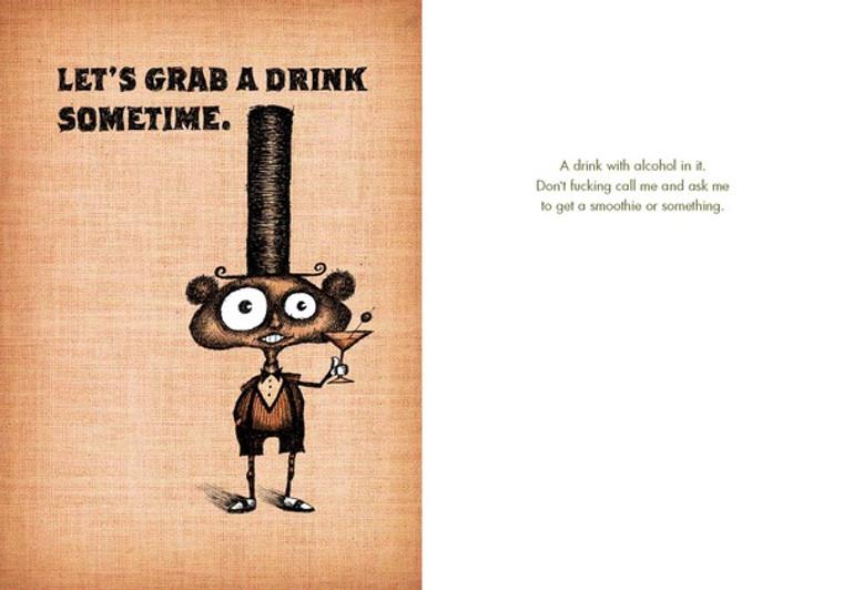 Let's Grab A Drink