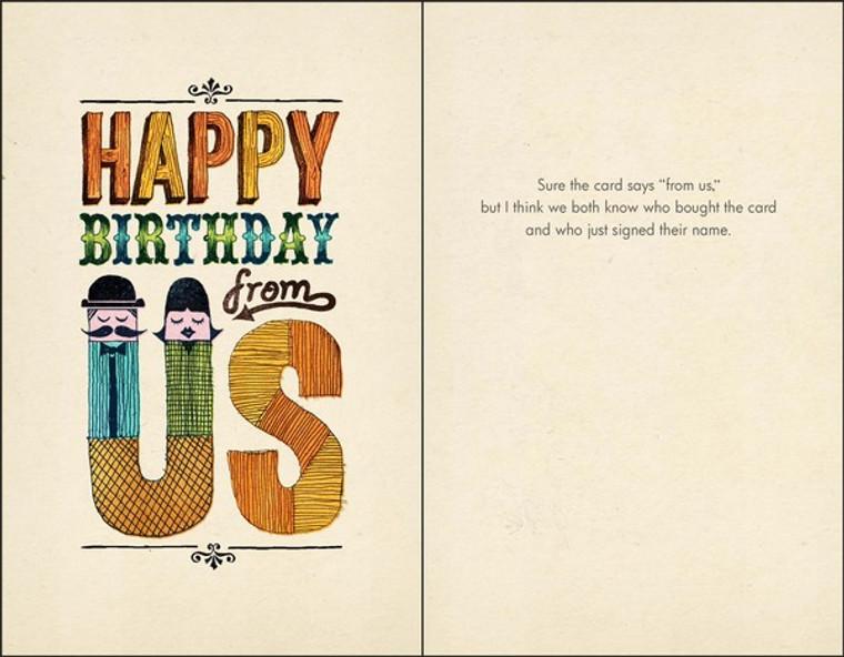 Happy Birthday from Us (B)